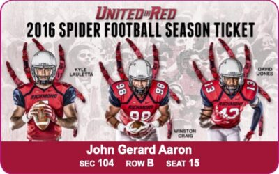 Season Ticket Cards